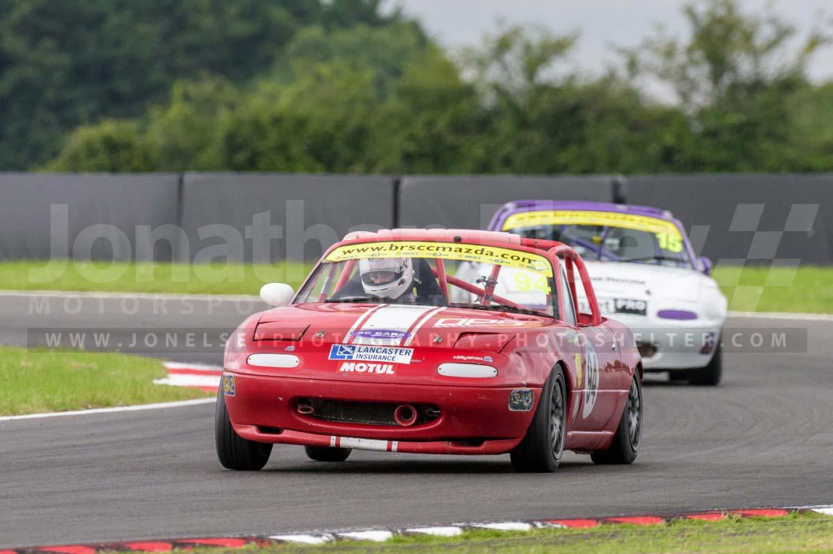 BRSCC Mazdas Snetterton 2017