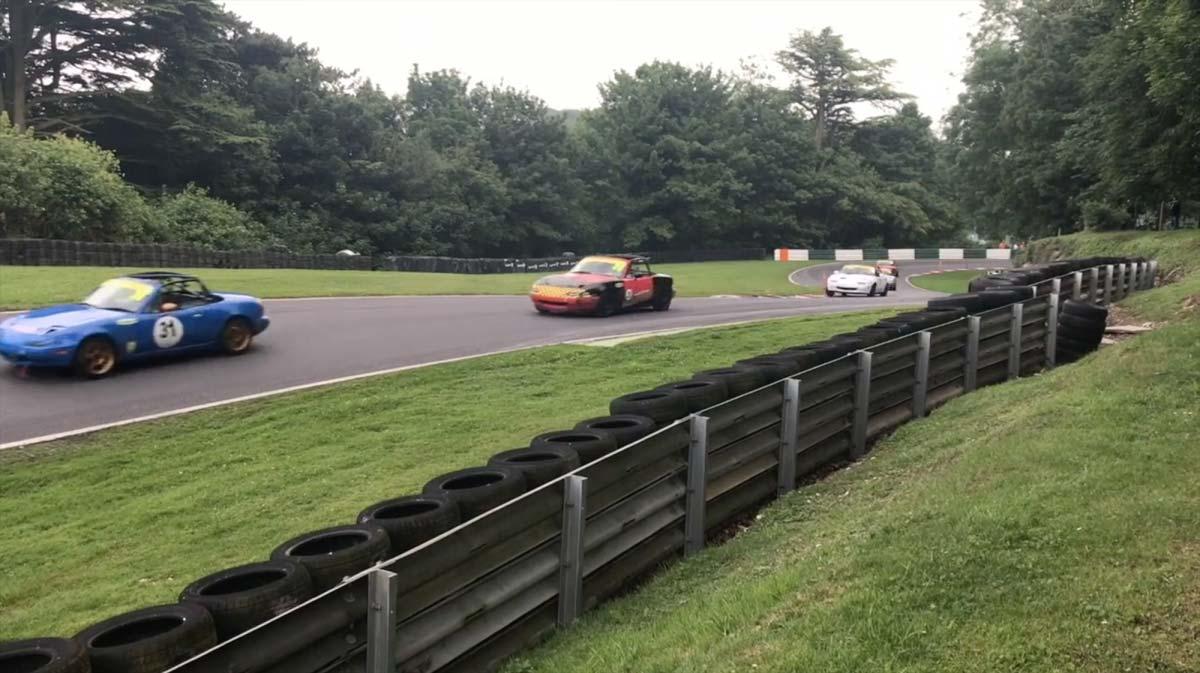 Mazda racing 2018