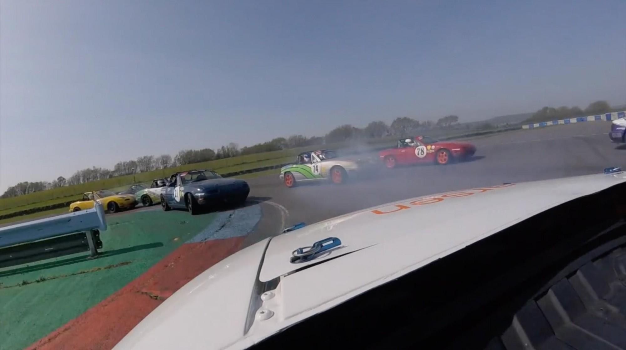 Mazda Racing Pembrey 2019